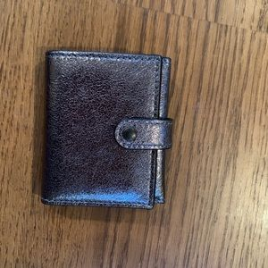 COACH Women's leather wallet